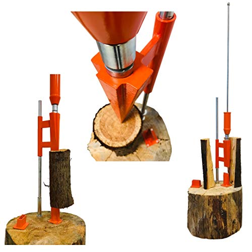 potente para casa Repartidor manual Forest Master Smart HOLZSCHNEIDER Chopper AX Smart Splitter