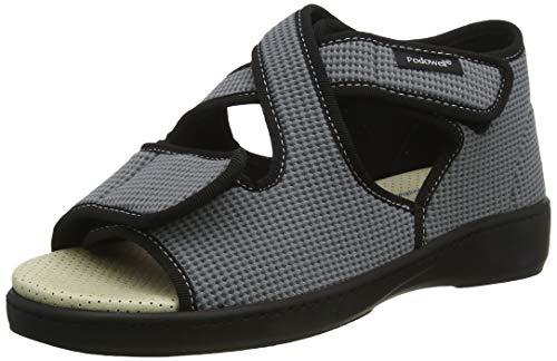 Podowell Unisex-Erwachsene Academie Sneaker, Grau (Grau 7101160), 40 EU
