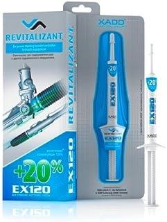 XADO Servo olieadditief EX120 met Revitalizant voor servolumineuze en hydraulische installaties, olieadditief voor reparat...