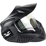 Valken Masque MI-3 Field Noir écran Thermal Paintball Mixte Adulte