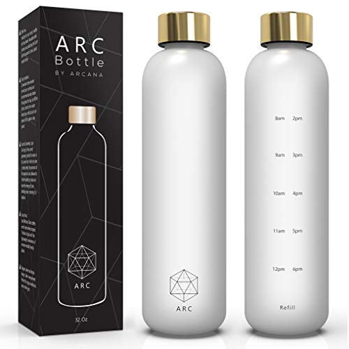 Botella Reutilizable 1 Litro  marca ARC Bottle