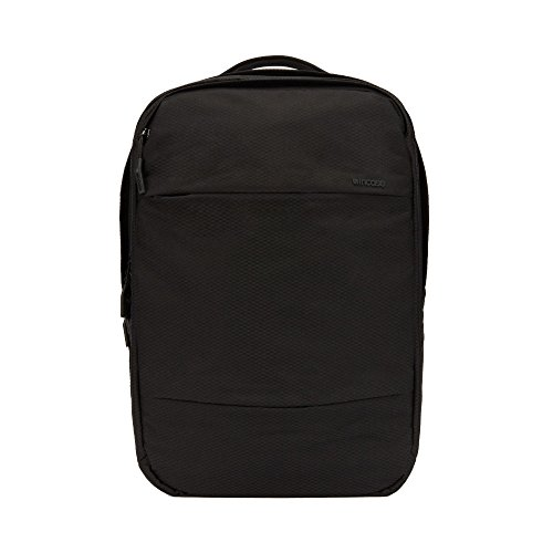 Incase INCO100357-BLK Negro mochila - Mochila para portátiles y netbooks (Negro, Monótono, Unisex)