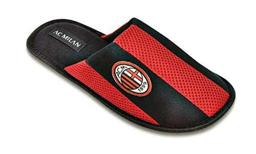 Pantofole Squadre Calcio Milan, Prodotto Ufficiale