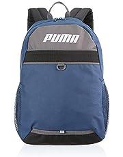 Puma Unisex Yetişkin Plus Backpack Dark Denim Sırt Cantaları Mavi, (Mavi)
