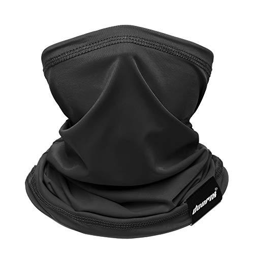 Doerix Kids Face Mask Reusable, Cloth Kid Face Masks Neck Gaiter Washable Bandana Face Mask, Balaclava Face Cover Scarf Shield