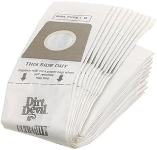 Genuine Royal Dirt Devil Type D Vacuum Bags (20-Pa