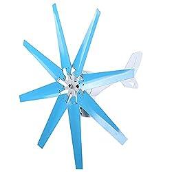 100% Brandneues Windgenerator Windturbine Genertor Kit für industrielle Geräte (DC24V)