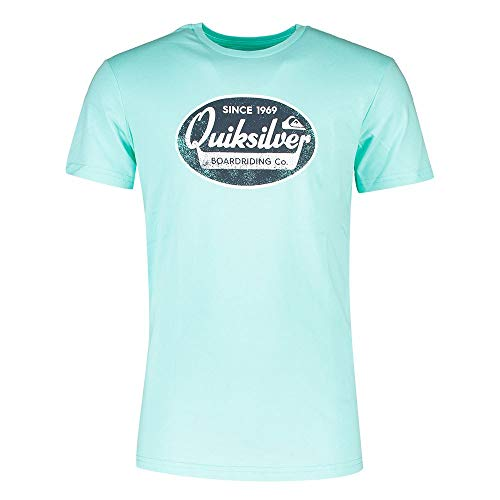 Quiksilver™ What We Do Best - T-Shirt - Homme - L - Vert