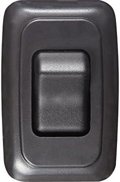 RV Designer S521 Contoured Wall Mesa Mall Max 54% OFF Switch Single Black On Off -
