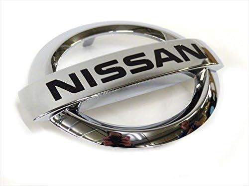Genuine Nissan Parts 62890-3VA0A Popular overseas Emblem-Front Max 78% OFF -