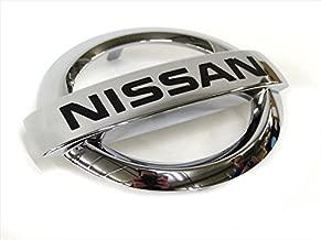 2013-2015 Nissan Versa Note Front Chrome Grille Emblem OEM NEW