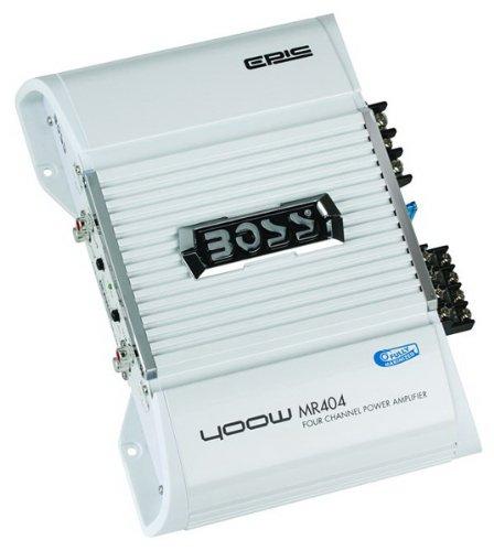 Boss R3004 1200 Watts Riot 2 ohm 4-Channel Class-A//B Car Audio Amplifiers New