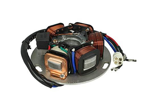 Estátor compatible con moto Piaggio Vespa PX E 125 150 200 CC OEM 497652 217866