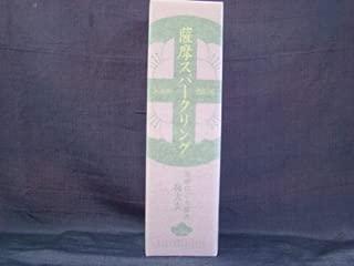 薩摩スパークリング炭酸にごり梅酒 梅太夫 750ml