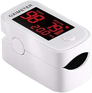Yimi Life Oximetro de Dedo, Oximetro de Pulso LED De Pulso,