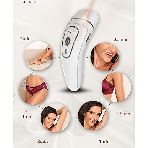 NoNo lichtimpuls haarentfernung,Epilierer Elektrorasierer für Damen,Wet & Dry Elektrischer Ladyshave Haarentferner zur Haarentfernung,Hautverjüngung,Akne,Hautschönheit