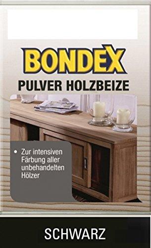 Bondex Pulverbeize Schwarz 20 g - 352523