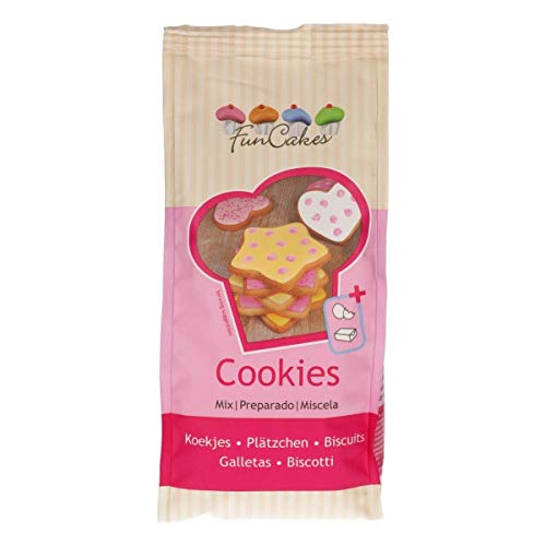 FunCakes Mix für Cookies 500g