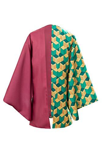 Wasoie Tomioka Giyuu - Kimono japonés para hombre, talla L