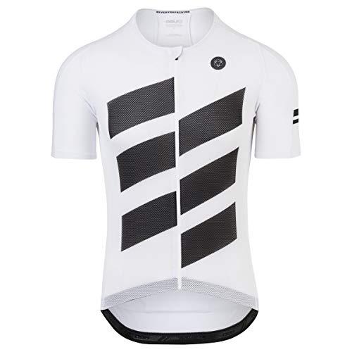 AGU High Summer Fietsshirt Trend Heren - Wit
