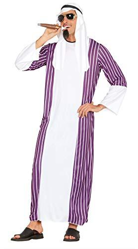 FIESTAS GUIRCA Disfraz Hombre árabe Talla l