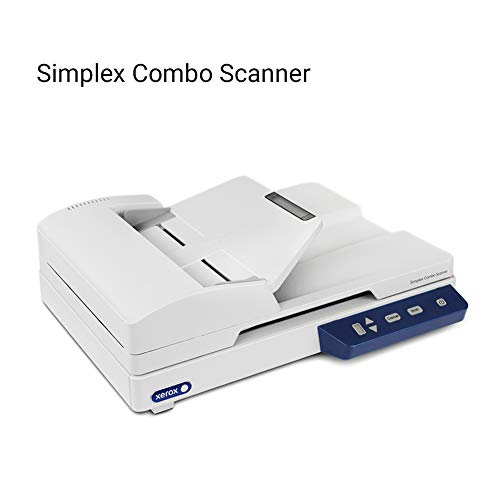 Purchase Xerox Simplex Combo Scanner