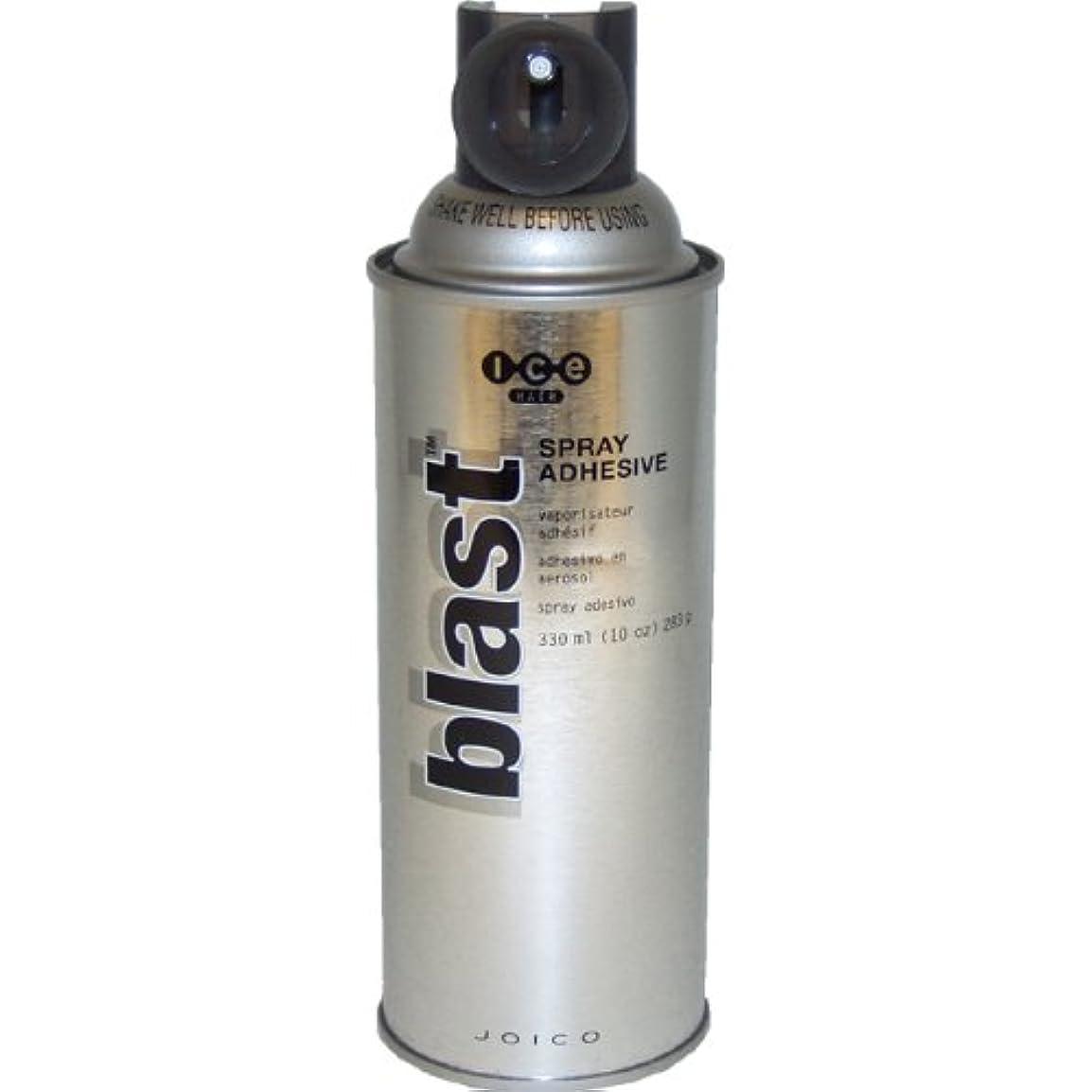 スラム街乱闘不健全I-C-E Hair by Joico Blast Spray Adhesive 330ml (並行輸入品)