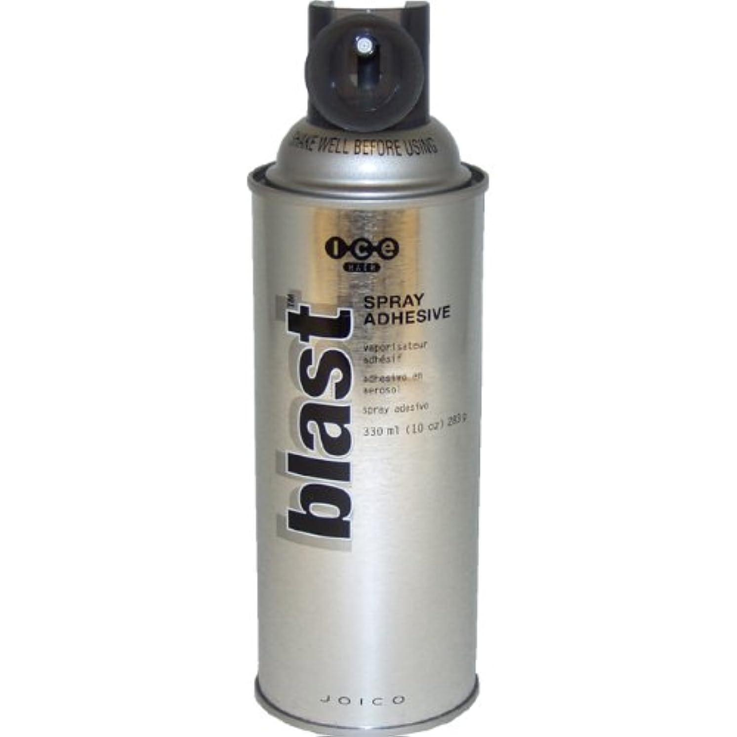 開業医擁するリア王I-C-E Hair by Joico Blast Spray Adhesive 330ml (並行輸入品)