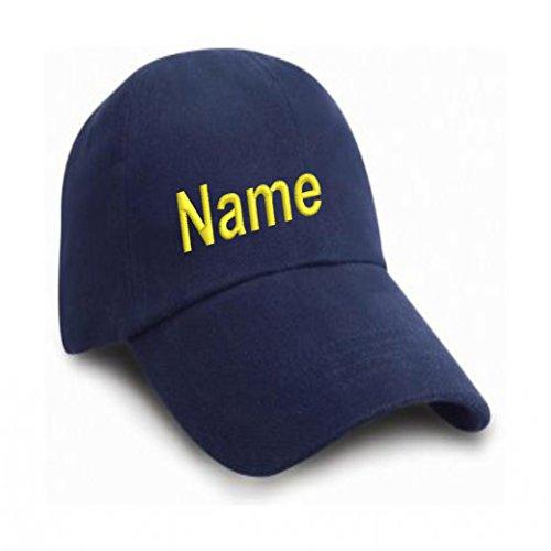Ann Susan Schildkappe Bestickt mit deinem Namen oder Wunschtext