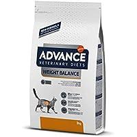 Advance Veterinary Diets Weight Balance - Pienso para gatos con tendencia a la obesidad - 3 kg