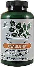 Vitanica, Ovablend, Hormone Balance Support, Vegan, 180 Capsules