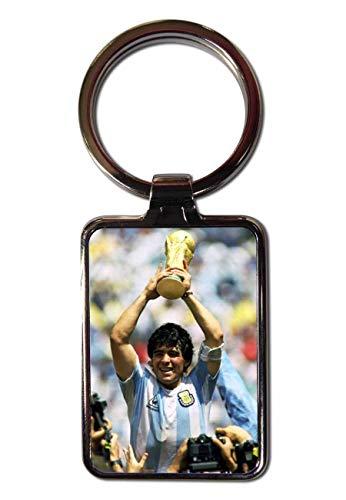 Llavero Diego Armando Maradona