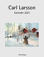 Carl Larsson 2022. Kunstkarten-Einsteckkalender