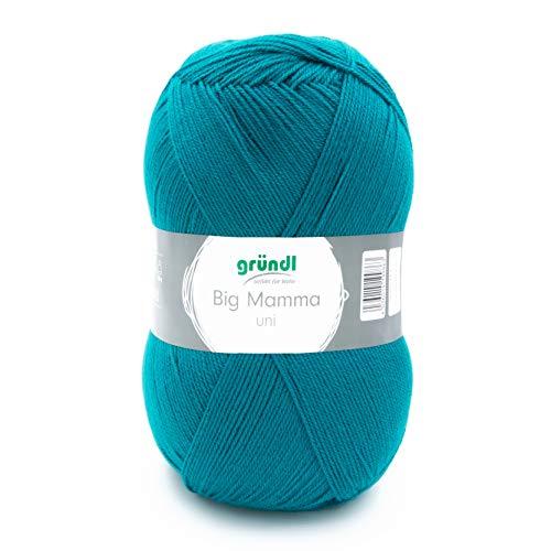 Gründl 2611-142 Big Mamma Uni - Lana acrílica, 29 x 16 x 12 cm, color azul