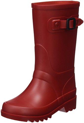 Igor Piter, Botas de Agua Unisex niños, Rojo (Red), 27 EU