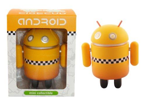 Android Big Box Edition Mini Collectible Figure, Taxi