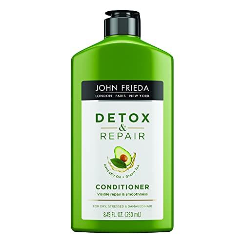 John Frieda Detox and Repair Nourishing Avocado Oil and Green Tea 250ml
