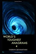 World's Toughest Anagrams - 4
