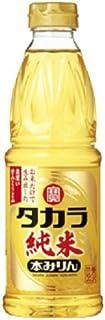 タカラ「純米」本みりん600mlペット