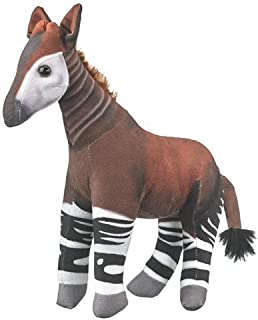 Okapi Stuffed Animal by Wildlife Artists