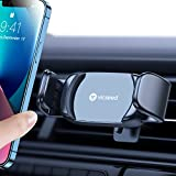 VICSEED Car Phone Holder Mount, [Fit for Socket Grip & Universal] Air Vent Car Phone Mount, Strong Clamp Cell Phone Holder for Car Cradle Ultra Stable Car Mounts for Magsafe iPhone & All Mobile Phones