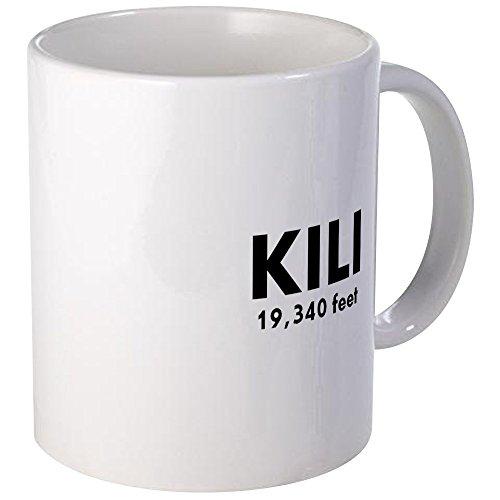 CafePress–Kilimanjaro Kaffee–Einzigartige Kaffee Tasse, Kaffeetasse, Tee, Tasse, weiß, S