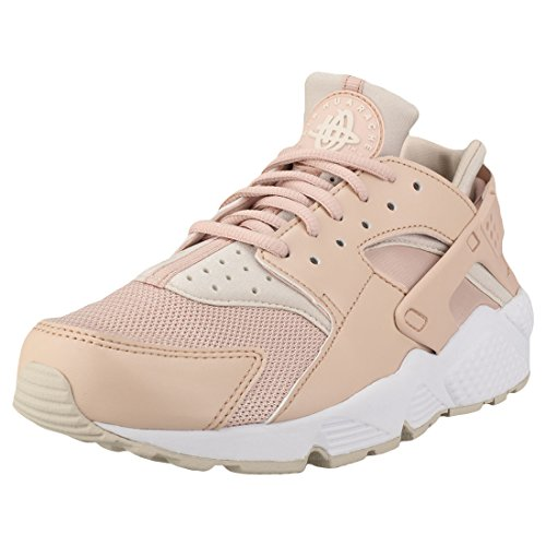 Nike Women's Air Huarache Run Shoes, Beige (Particle Beige/Desert Sand-White 202), 3.5 UK 36.5 EU