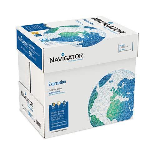 Printpapier/kopieerpapier Navigator Expression A4-90 grams - 5 pak á 500 vellen