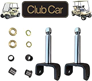 No. 1 accessories Front End King Pin Repair Kit for Club Car DS Golf Cart 1981 & Up