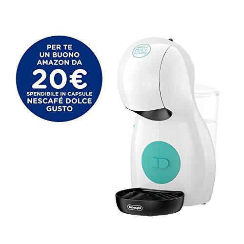 Nescafé Dolce Gusto EDG210.W Macchina Automatica Per Caffè Espresso E Altre Bevande 0.8 Litri, 1600, plastica, Bianco