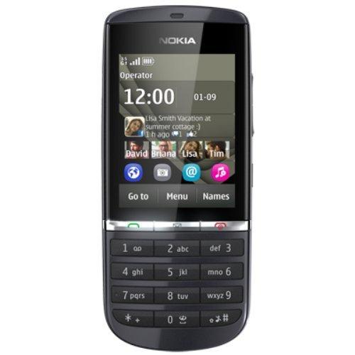 Nokia ASHA 300 - Handy ohne Branding (Touchscreen mit 2.4