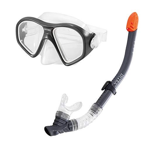 Intex 55648 - Set Máscara y tubo Reef Rider