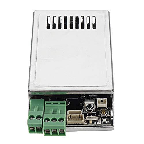 Modulo electronico Sistema biométrico de control de acceso al coche de reconocimiento de huellas dactilares/Tablero de control remoto de huellas dactilares Relé 0.5s-20s