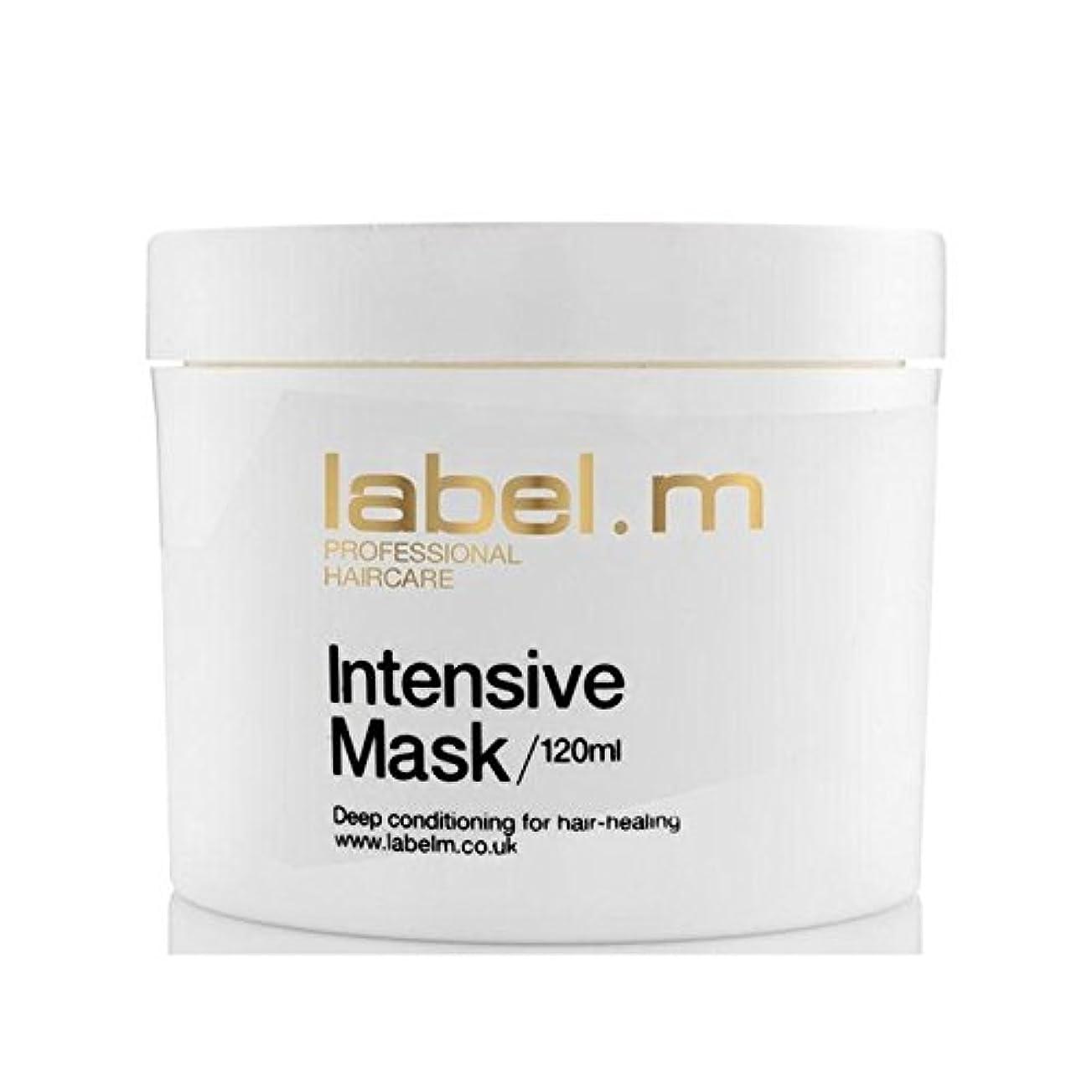 ファントム首尾一貫した電気技師.インテンシブマスク(120ミリリットル) x4 - Label.M Intensive Mask (120ml) (Pack of 4) [並行輸入品]